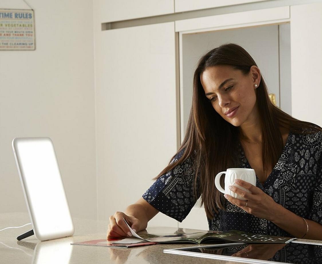 Dagslyslampe test: Beste 7 lysterapilampene på markedet