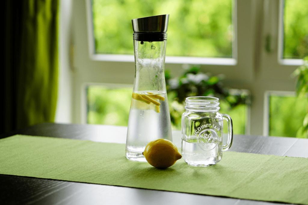 karaffel vann